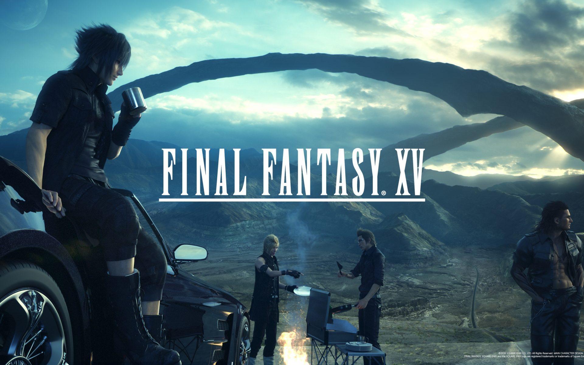 Final Fantasay XV jeudi youtube