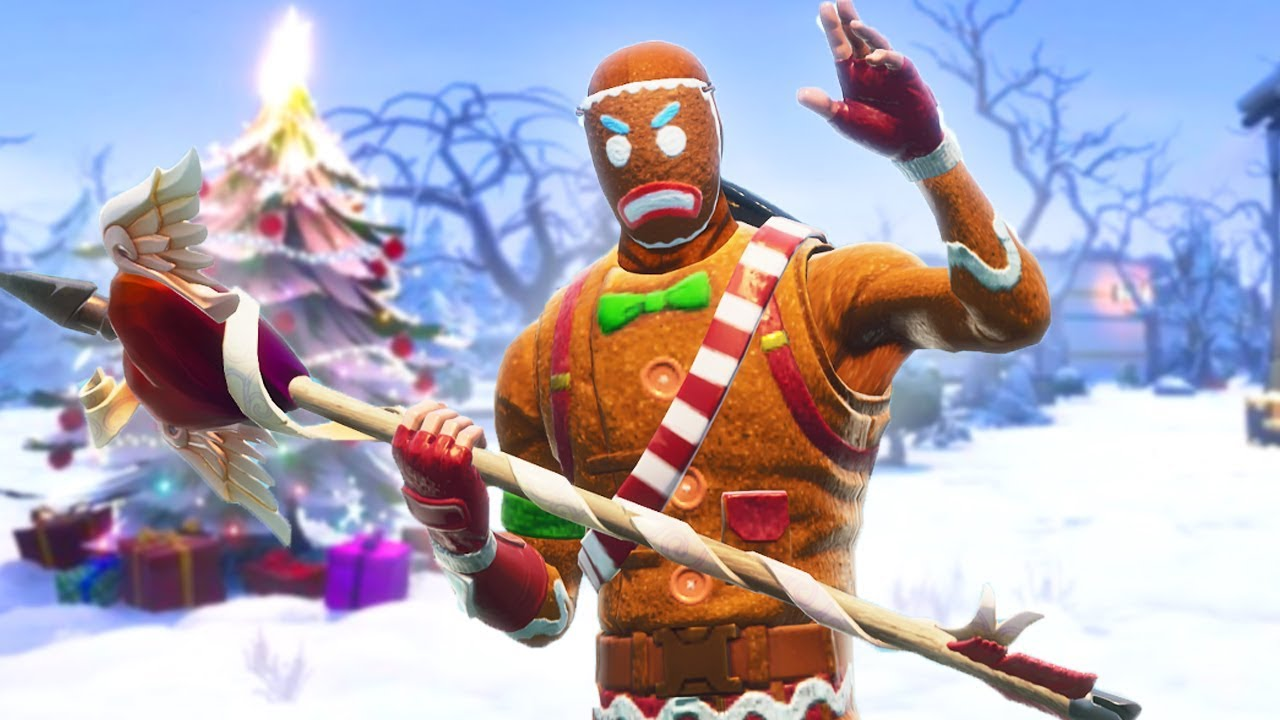 fortnite neige