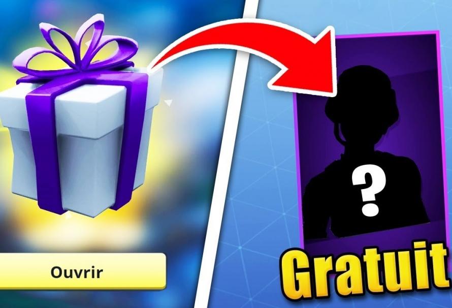 Fortnite : Vous pouvez envoyer des cadeaux à vos amis !
