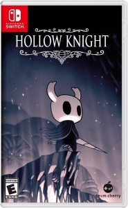 hollow knight version boite pour switch