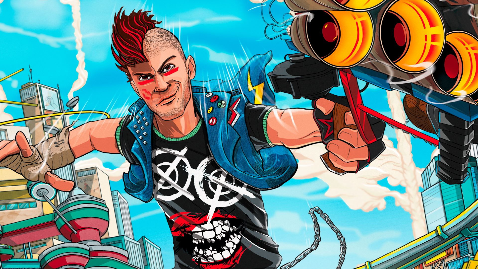 sunset overdrive sur PC