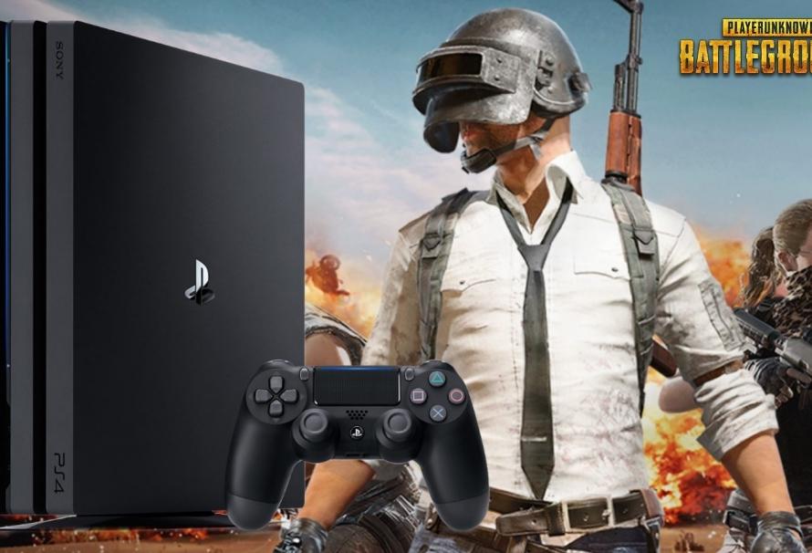 PUBG Arrive Sur PS4 Et S'offre Une Période De Gratuité Sur