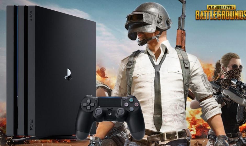 PUBG sort sur la Playstation 4 en Décembre 2019