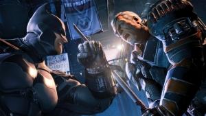 Arkham Origins Deathstroke Warner Bros Montréal