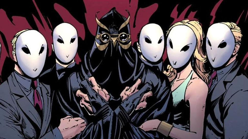 Batman Court of Owls Gotham