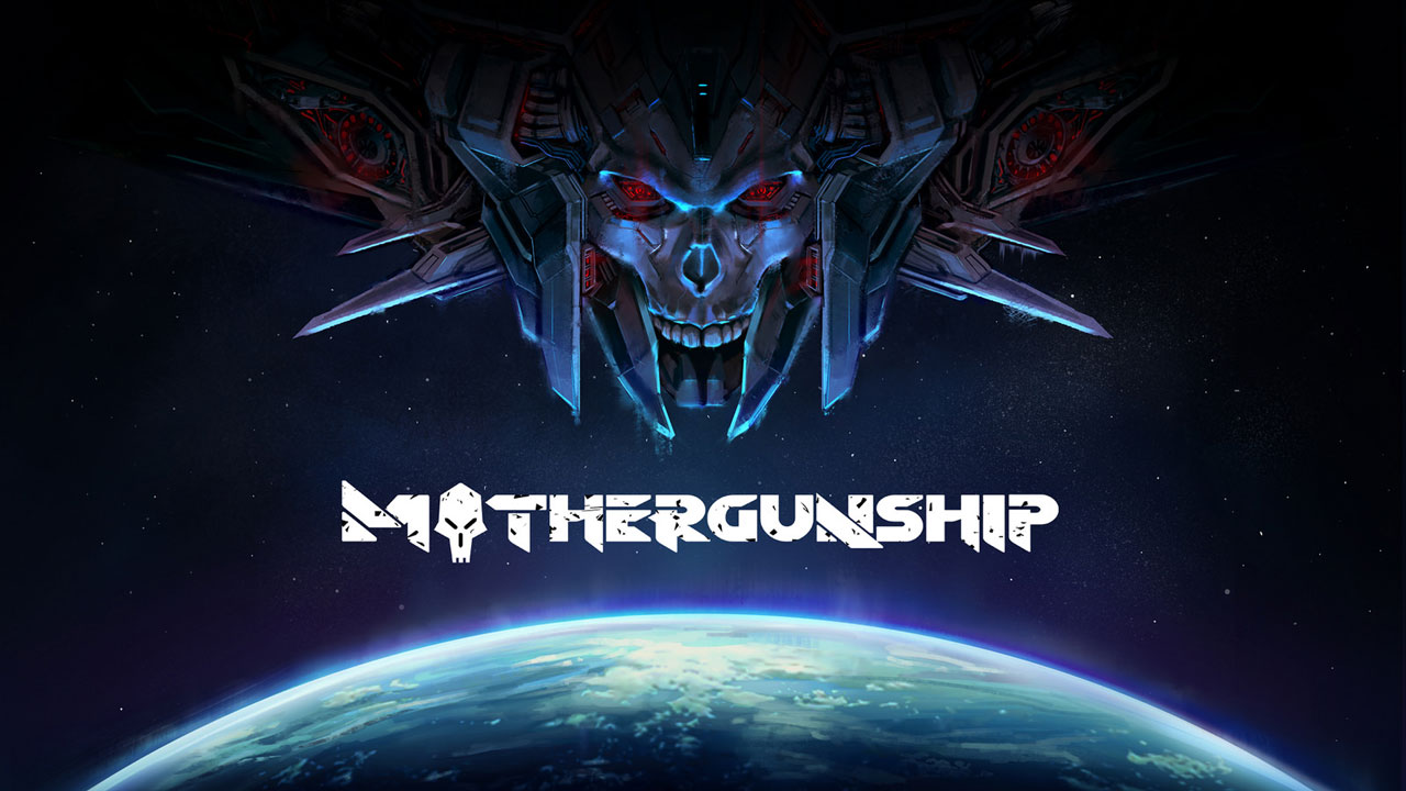 test de mothergunship sur ps4