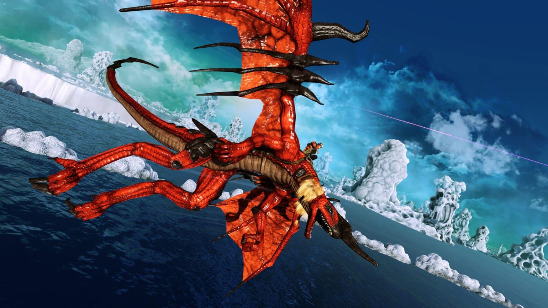 annonce des remakes de panzer dragon