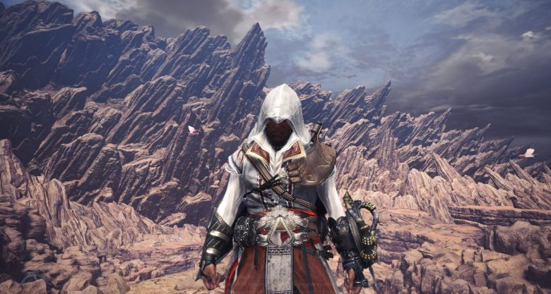assassin's creed dans monster hunter