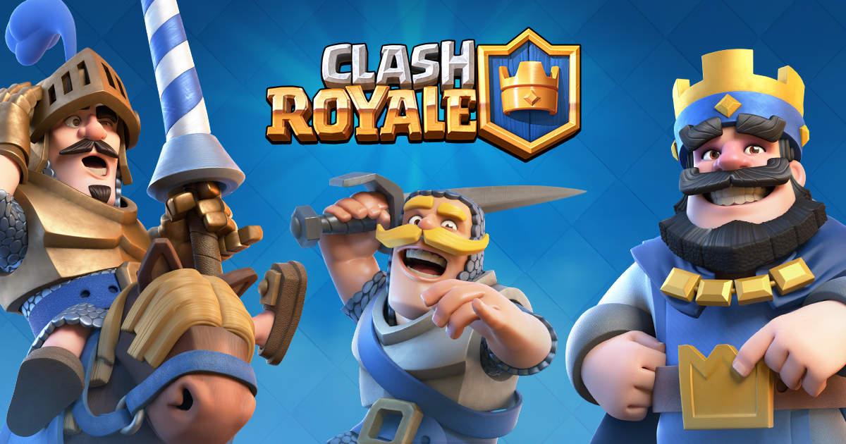 clash royale maj decembre 2018