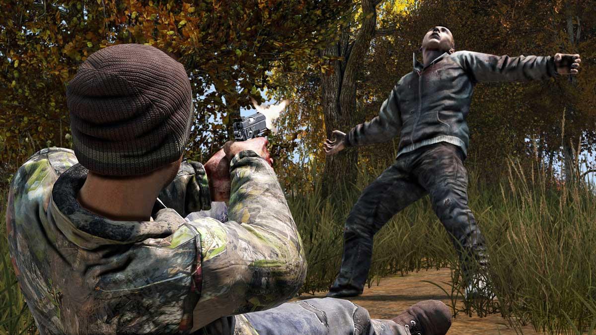 dayz sort de la beta pour une version final pleine de zombie
