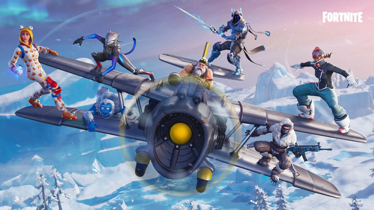 saison 7 de Fornite Battle Royale