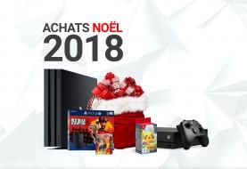 Notre sélection Jeux Vidéo pour Noël 2018