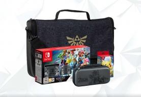 Les meilleurs cadeaux Nintendo pour Noël 2018