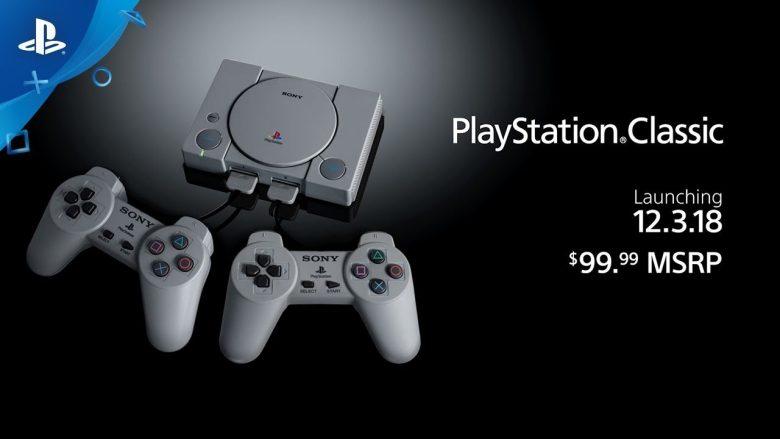 baisse de prix pour la playstation classic