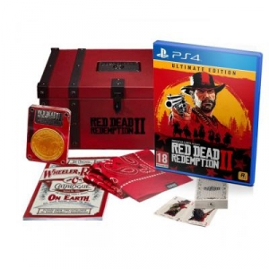 red dead redemption 2 collector edition