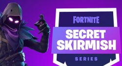 secret skirmish fortnite