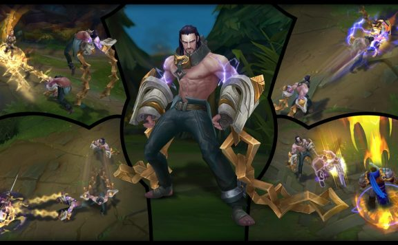 sylas league of legends