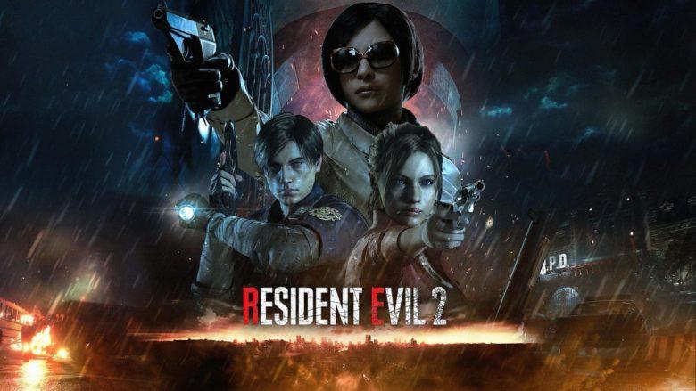 resident evil remake 2019