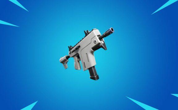 fortnite pistolet mitrailleur
