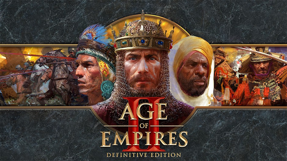 age of empire 2 definitive eidtion