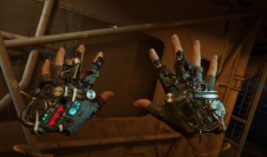 Half Life Alyx Gravity Gloves