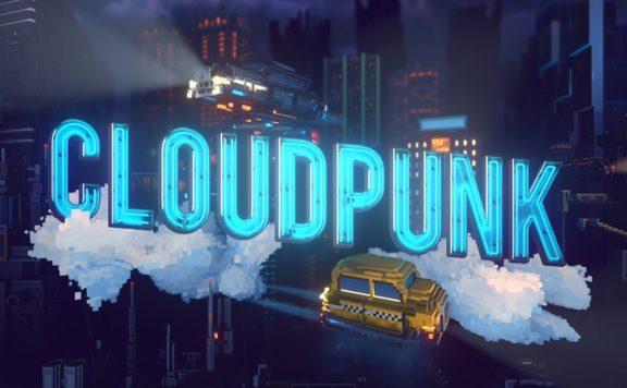 Cloudpunk Test