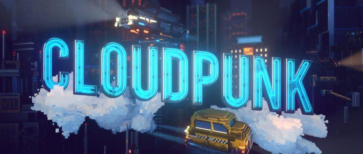 Cloudpunk Test