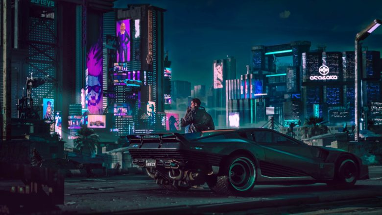 CyberPunk 2077 avancement