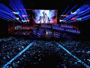 E3 en intérieur