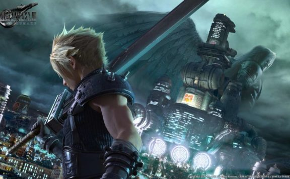 Final Fantasy 7 Remake Test