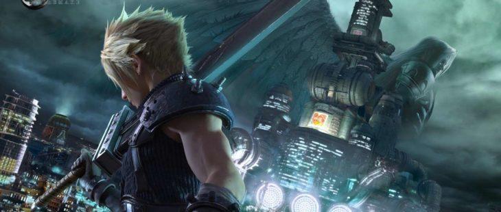 Final Fantasy 7 Remake Test