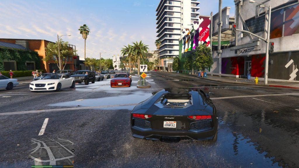 GTA VI 4k modded gameplay