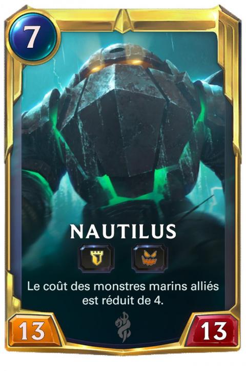 LOR Nautilus lvl 2
