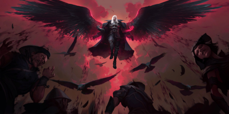 LOR Swain legends of runeterra