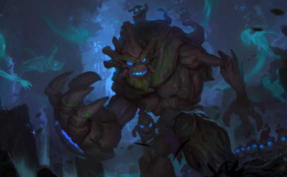 legends of runeterra Maokai
