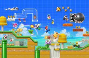 Super Mario Maker 2 Gameplay 1
