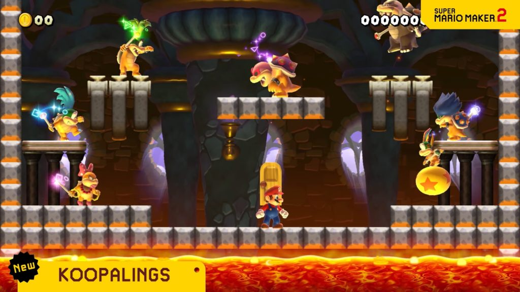 Super Mario Maker 2 Gameplay 2