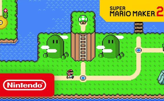 Super Mario Maker 2 last update