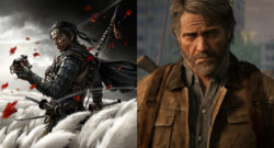 The last of us Part II et Ghost Of Tsushima