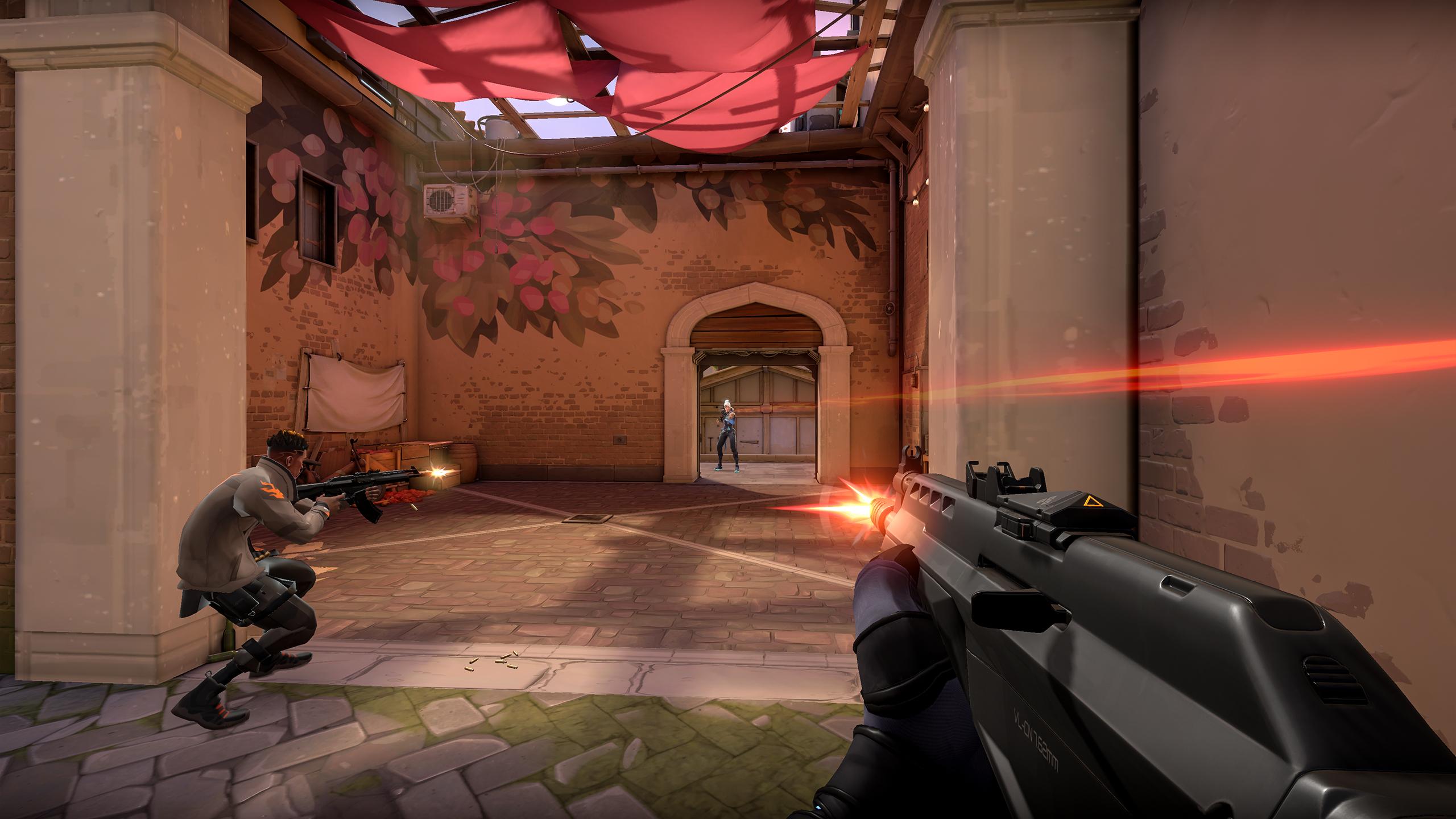 beta de Valorant gameplay