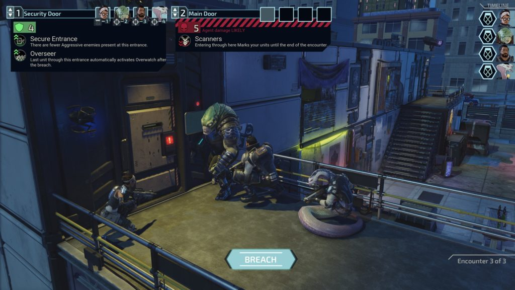 XCOM Chimera Squad Gameplay 3