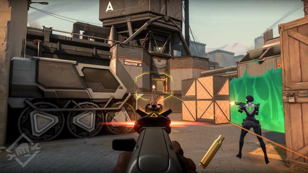 Valorant gameplay 2