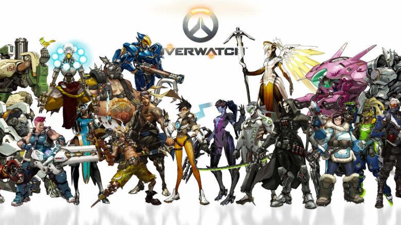 Overwatch 4ème anniversaire