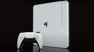 PS5 présentation prototype