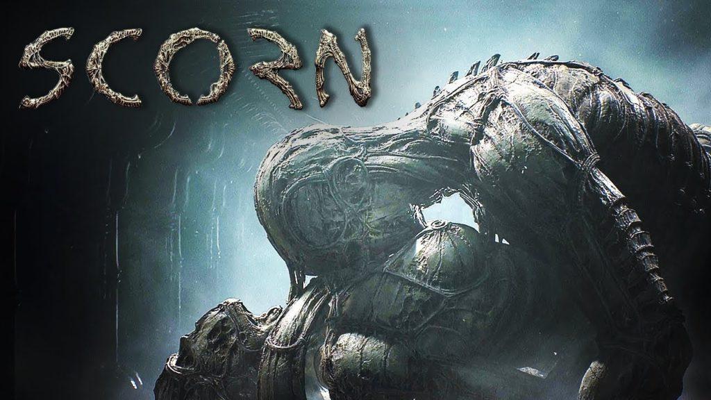 Scorn Inside Xbox