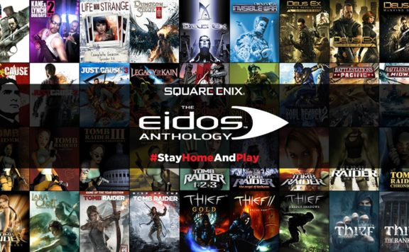 Square Enix Eidos Anthology Bundle