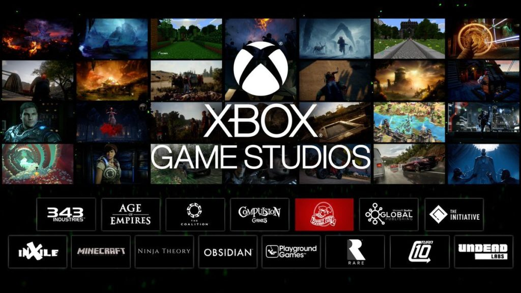 Xbox 20/20 Xbox Game Studios