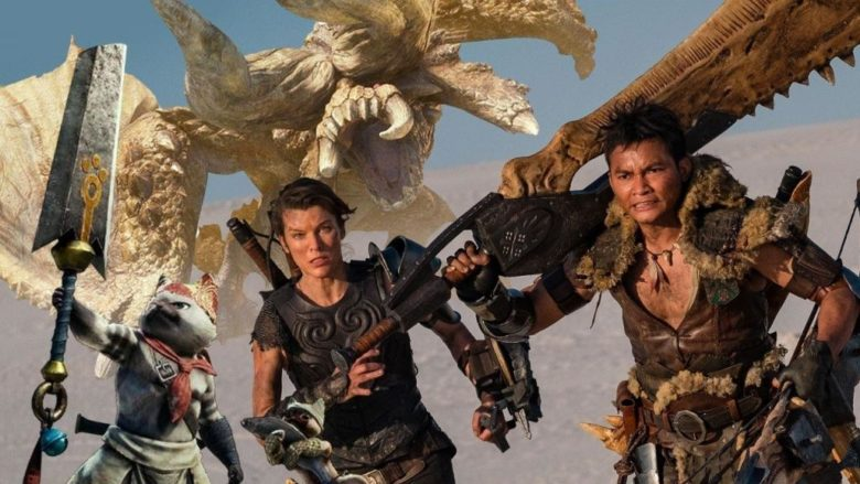 Monster Hunter The Movie