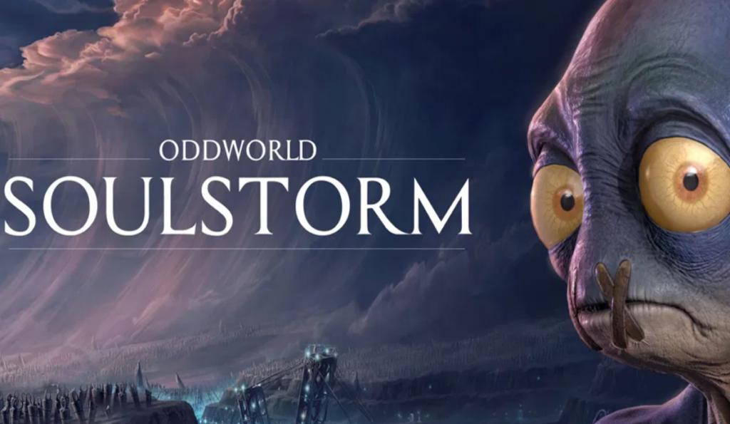 Oddworld soulstorm conférence PS5