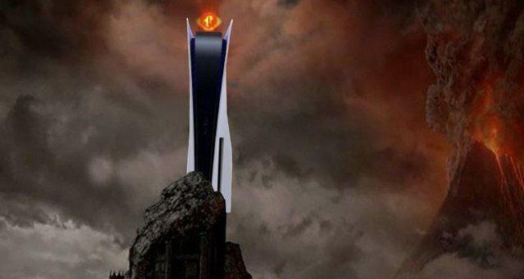 PS5 Sauron